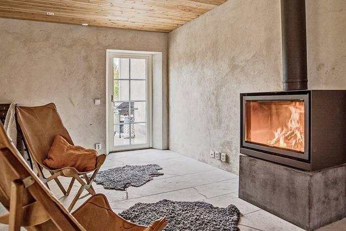 Bild: 5 rum villa på Skogsvägen 18, Gotlands kommun Norra Gotland