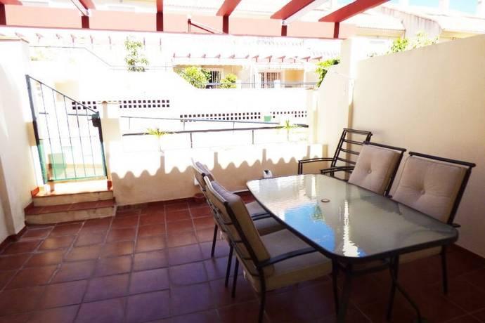Bild: 4 rum radhus på Benalmadena - Välskött och centralt radhus med tre sovrum, Spanien Benalmadena