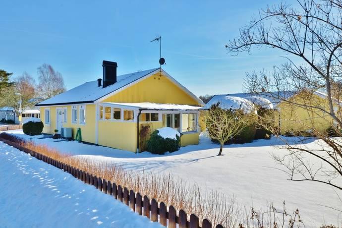 Bild: 4 rum villa på Lärkvägen 37, Karlskrona kommun