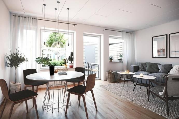 Bild: 4 rum bostadsrätt på Bandtraktorgatan, Göteborgs kommun