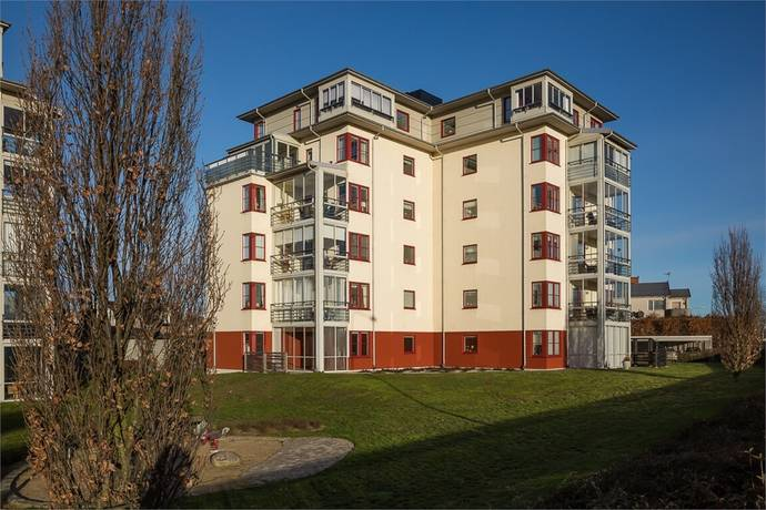 Bild: 4 rum bostadsrätt på Nygatan 33, Sölvesborgs kommun Centralt