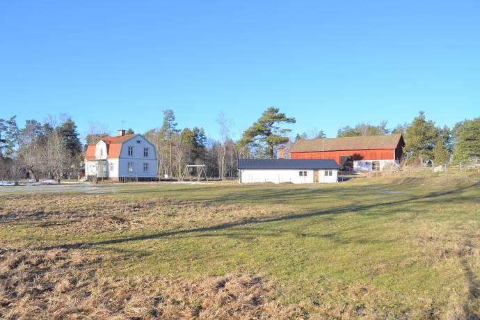 Bild: 6 rum gård/skog på Börsta 142, Uppsala kommun Tuna Alunda