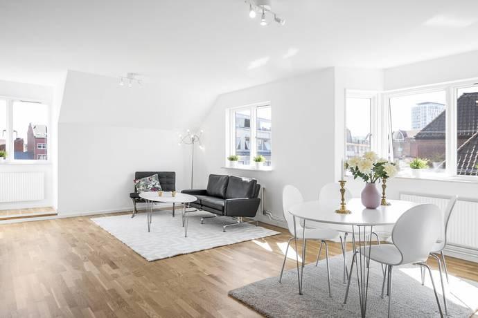 Bild: 3 rum bostadsrätt på Jörgen Ankersgatan 3a, Malmö kommun Davidshall