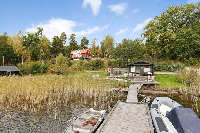 Bild: 4 rum villa på Svanvägen 37, Värmdö kommun Strömma