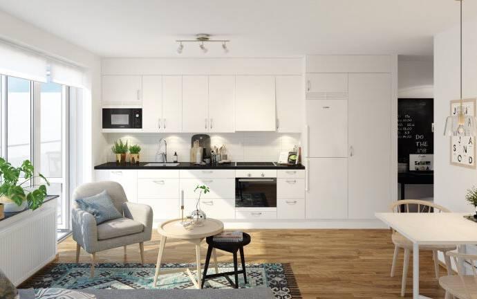 Bild: 2 rum bostadsrätt på BRF SAGAN (8), Uppsala kommun