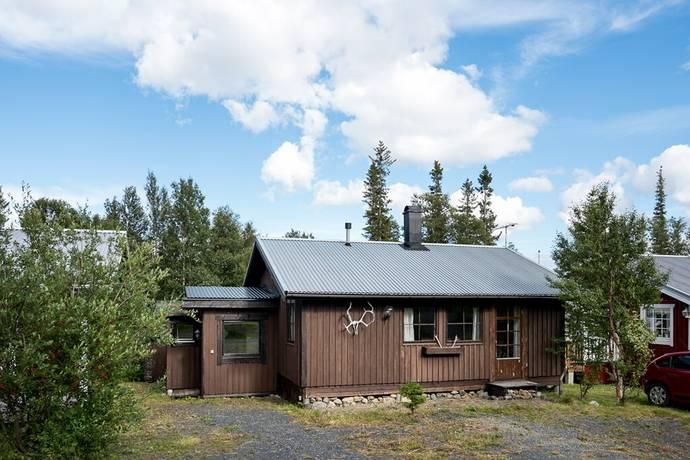 Bild: 4 rum fritidshus på Harrvägen 12, Bergs kommun Gräftåvallen