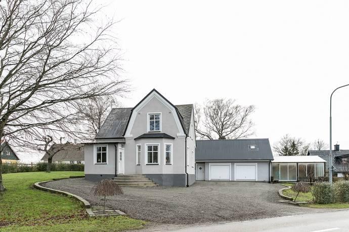 Bild: 4 rum villa på Sörbyvägen 103, Trelleborgs kommun Anderslöv