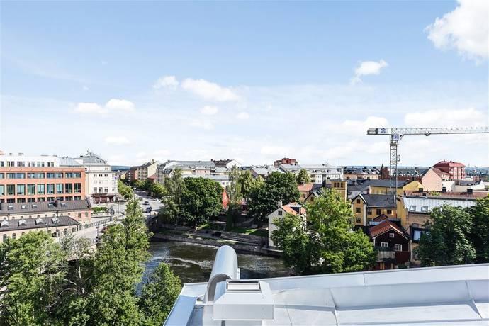 Bild: 3 rum bostadsrätt på Källvindsgatan 2 D, Norrköpings kommun Centralt - Strömmen