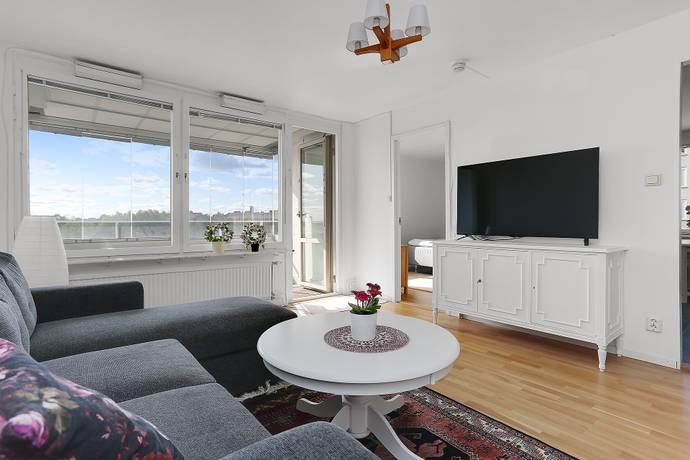 Bild: 2 rum bostadsrätt på Nybohovsbacken 99, 2tr, Stockholms kommun Liljeholmen