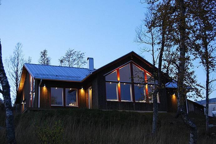 Bild: 4 rum villa på Högfjällsvägen 3, Härjedalens kommun Bruksvallarna - Funäsdalen