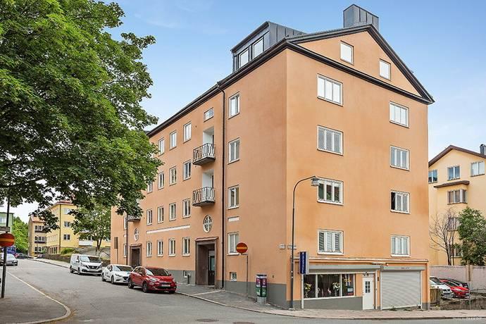 Bild: 1 rum bostadsrätt på Duvgränd 5, 3 vån, Sundbybergs kommun Sundbyberg