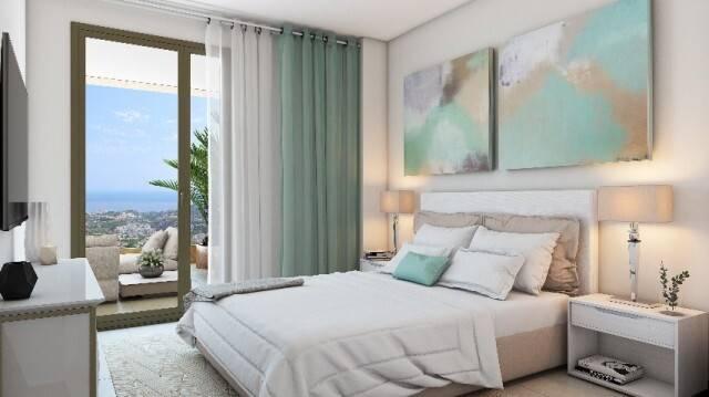 Bild: 4 rum bostadsrätt på Lägenhet i Benalmádena Costa, Málaga, Spanien Benalmádena Costa