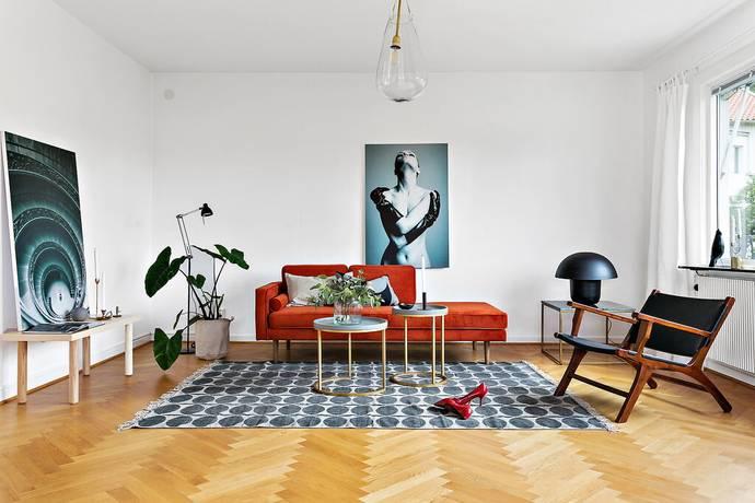 Bild: 4 rum bostadsrätt på Hackspettsgatan 29, Göteborgs kommun Örgryte