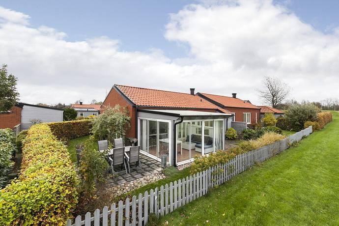 Bild: 2 rum radhus på Bredablick 20, Landskrona kommun Glumslöv