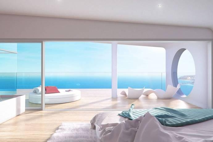 Bild: 5 rum bostadsrätt på Costa del Sol, Benalmadena Costa, Spanien