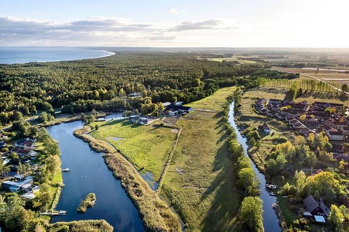 Bild: 5 rum gård/skog på Mölleholmen, Kristianstads kommun Åhus - Äspet