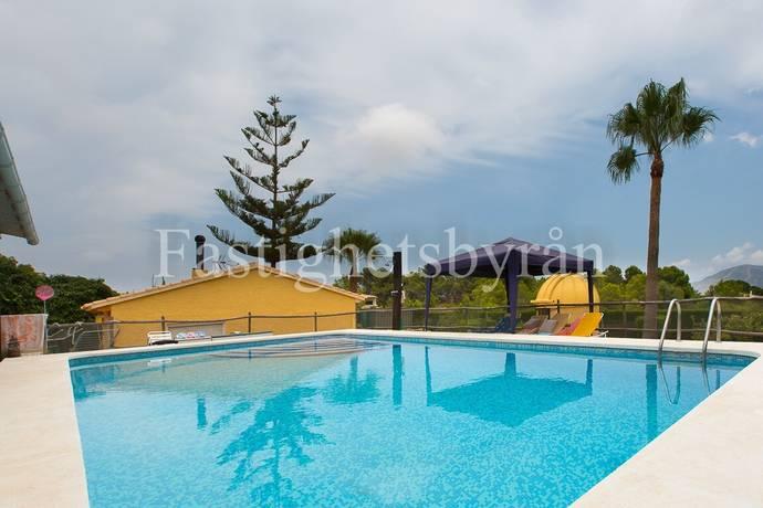Bild: 4 rum villa på Underbar villa i La Nucia!, Spanien Altea | Costa Blanca