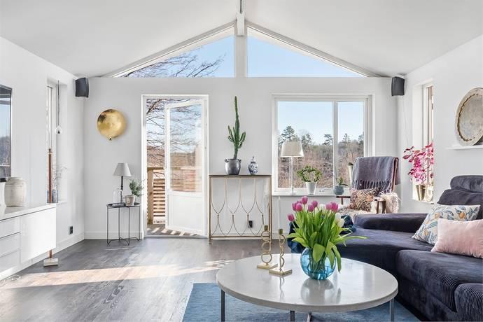 Bild: 4 rum villa på Sundbyvägen 8, Huddinge kommun Gladö Kvarn