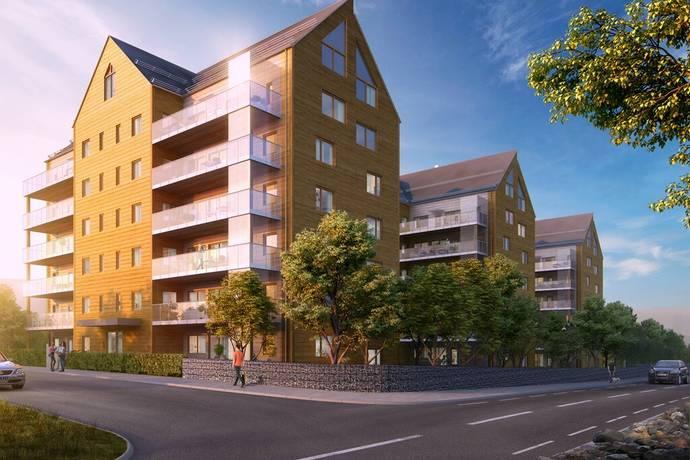 Bild: 4 rum bostadsrätt på Gösta Edströmsväg 5 B, Växjö kommun Söder
