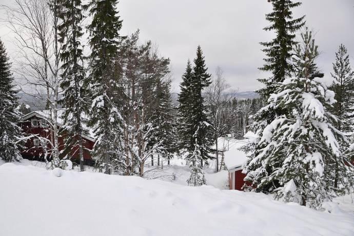 Bild: tomt på Björnrike Hjortronstigen 4, Härjedalens kommun