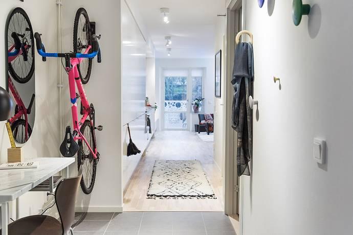 Bild: 2 rum bostadsrätt på Ebbe Lieberathsgatan 16A, Göteborgs kommun