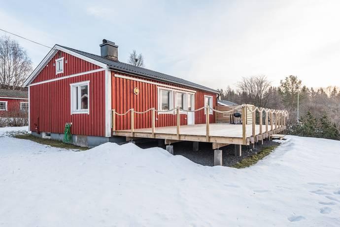 Bild: 4 rum villa på Hallonstigen  9, Härnösands kommun