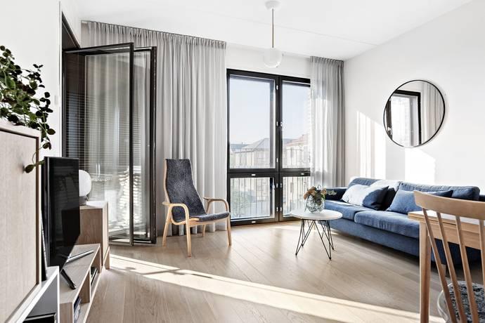 Bild: 2 rum bostadsrätt på Prästgårdsgatan 2, Vån 6, Sundbybergs kommun
