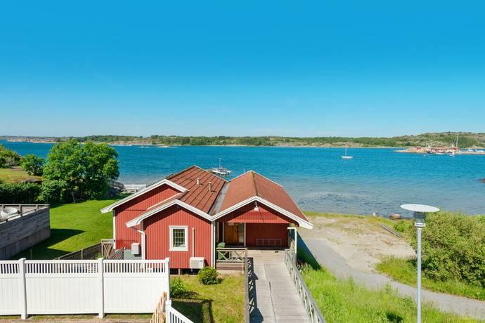 Bild: villa på Strandvägen 11A, Tanums kommun Grebbestad