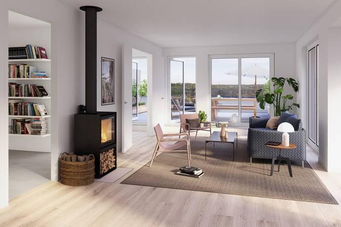 Bild: 3 rum bostadsrätt på VYN, Nacka kommun Nacka