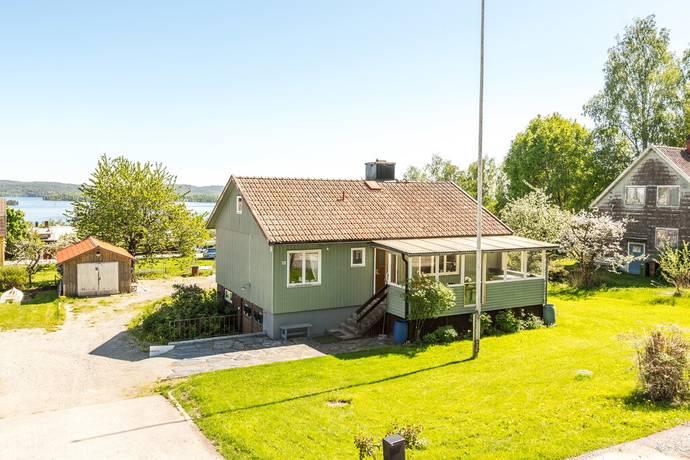 Bild: 4 rum villa på Övre Terrassgatan 6, Bengtsfors kommun Billingsfors