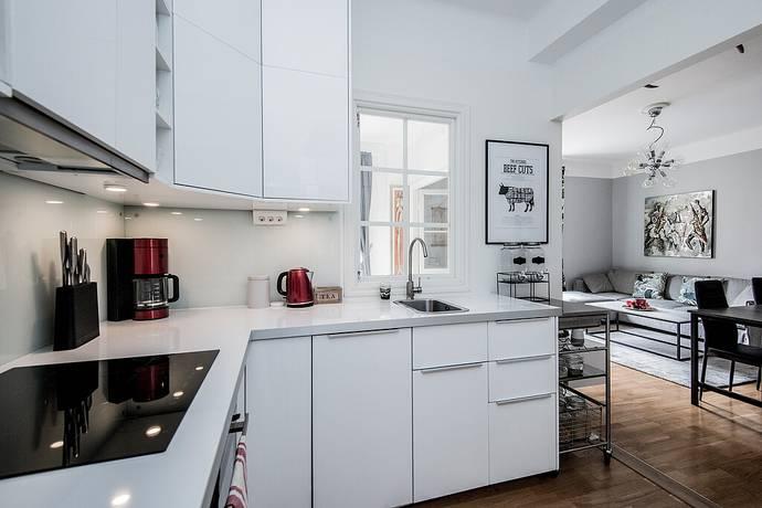Bild: 2 rum bostadsrätt på Hallandsgatan 48, Stockholms kommun Södermalm / Katarina