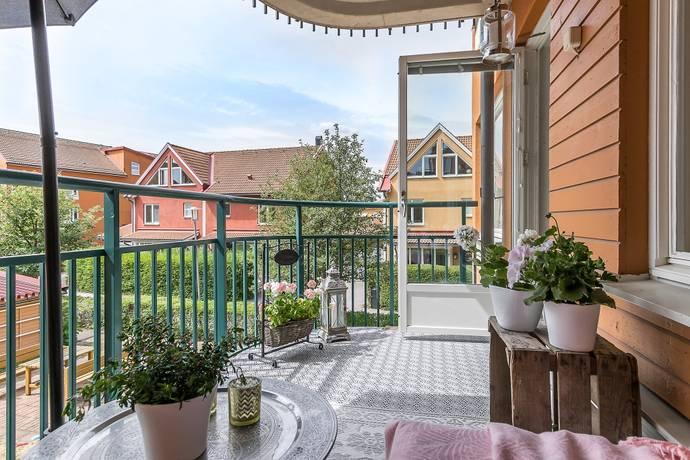 Bild: 3 rum bostadsrätt på Stålgatan 42, Uppsala kommun Slavsta