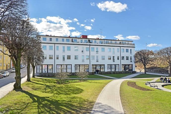 Bild: 1 rum bostadsrätt på Kaplansgatan 6, Södertälje kommun Centrum