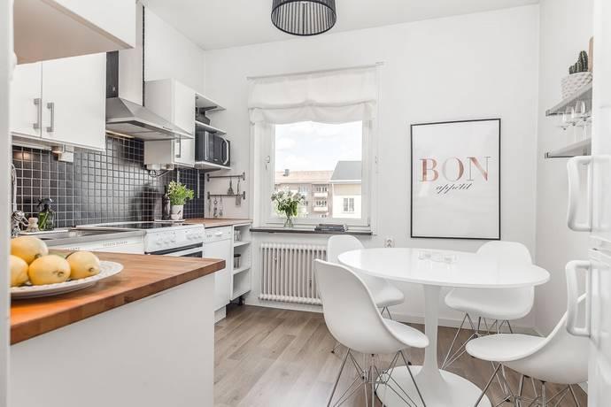 Bild: 1 rum bostadsrätt på Valbogatan 12 C, Gävle kommun Centralt