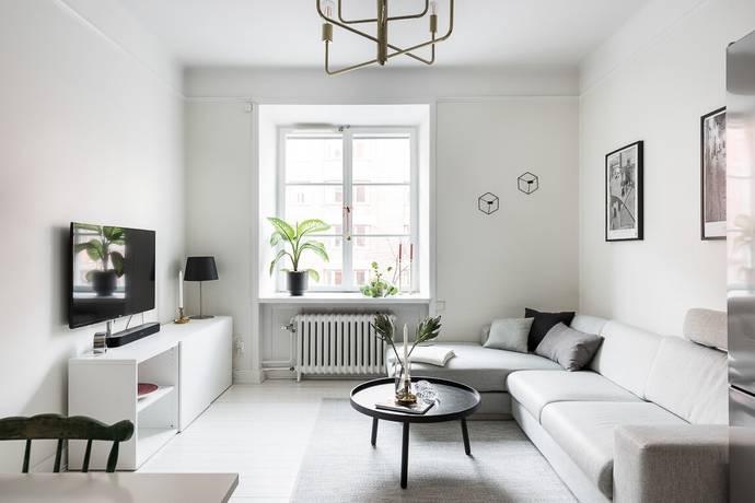 Bild: 3 rum bostadsrätt på Fleminggatan 34, Stockholms kommun Kungsholmen/Fridhemsplan