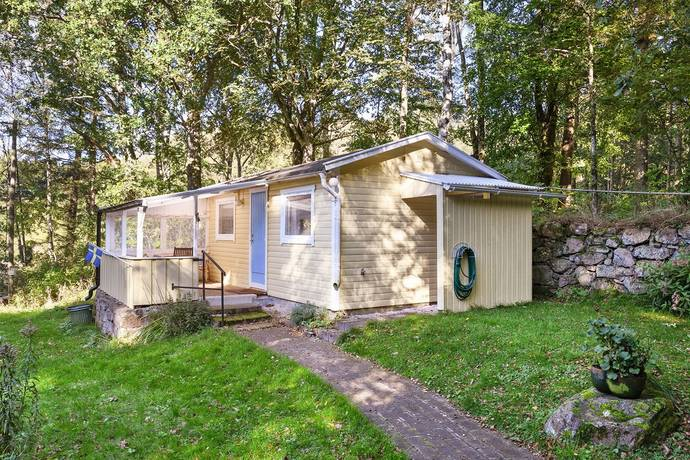 Bild: 2 rum fritidshus på Enskiftesvägen 46, Ängelholms kommun