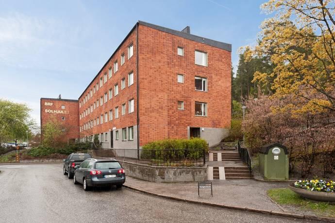 Bild: 3 rum bostadsrätt på Kaplansbacken 1, Sollentuna kommun Edsberg