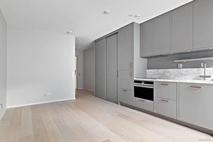 Bild: 1 rum bostadsrätt på Östhammarsgatan 72A, Stockholms kommun Gärdet