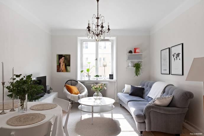 Bild: 2 rum bostadsrätt på Ölandsgatan 47, 3 tr ög, Stockholms kommun Katarina