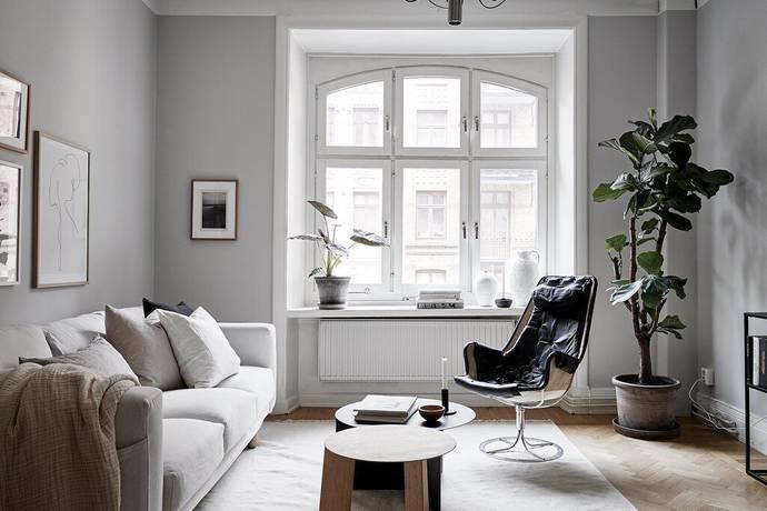 Bild: 2 rum bostadsrätt på Wadmansgatan 4, Göteborgs kommun Lorensberg
