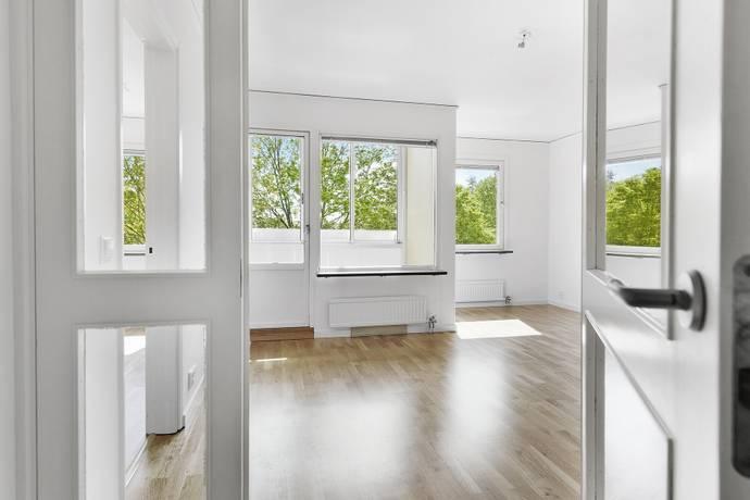 Bild: 1,5 rum bostadsrätt på Bergshöjden 66, Sundbybergs kommun Hallonbergen