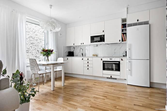 Bild: 1 rum bostadsrätt på Götalandsvägen 211A, Stockholms kommun Älvsjö