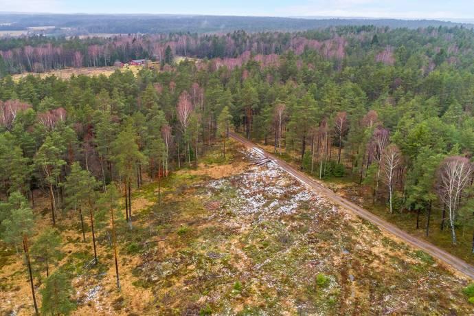 Bild: tomt på Bräcke, Ale kommun Bräcke