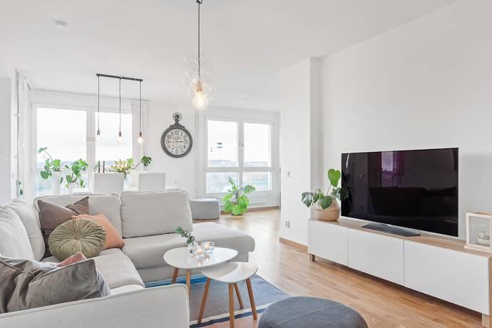 Bild: 3 rum bostadsrätt på Idrottsallén 4, vån 6/7, Enköpings kommun Centrum
