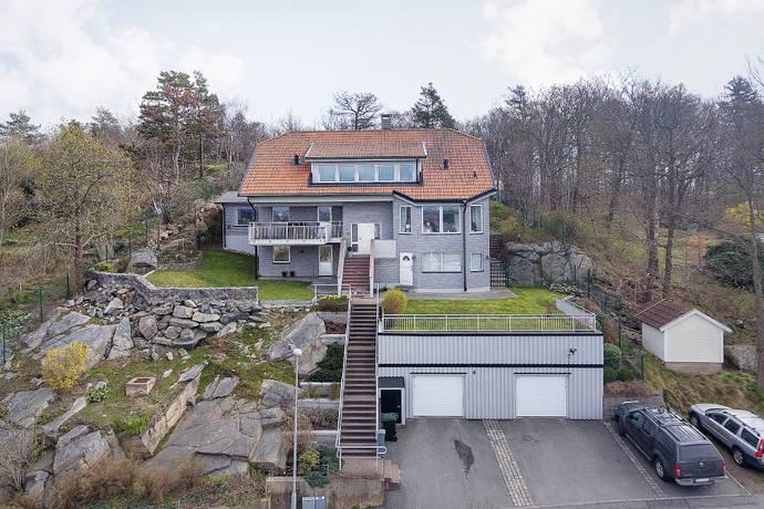 Bild: 11 rum villa på Prospect Hillgatan 4, Göteborgs kommun Örgryte