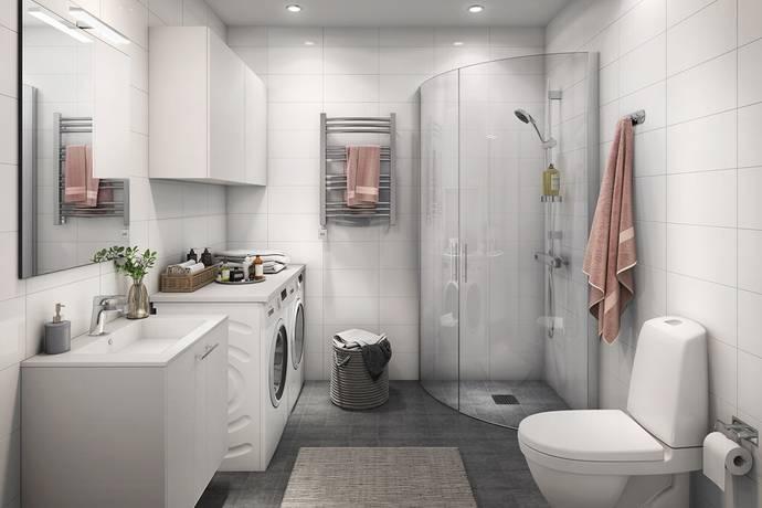 Bild: 3 rum bostadsrätt på Stamkullevägen 46, Lgh 1204, Trollhättans kommun