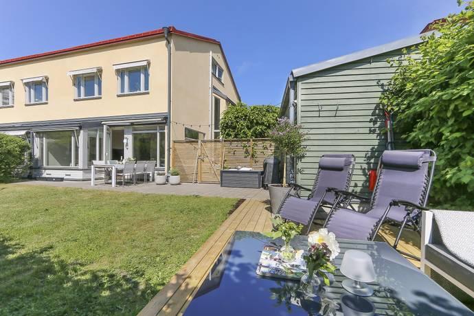 Bild: 6 rum villa på Enhörningsgränd 35, Stockholms kommun Bromma - Stora Mossen