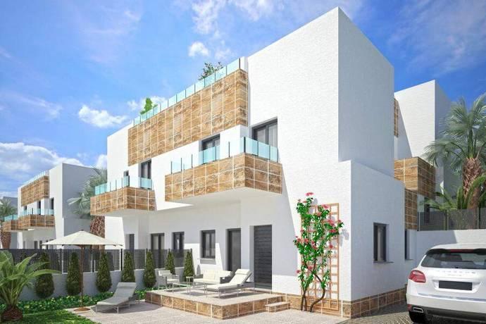Bild: 3 rum villa på Villa i Polop, Alicante, Spanien Polop