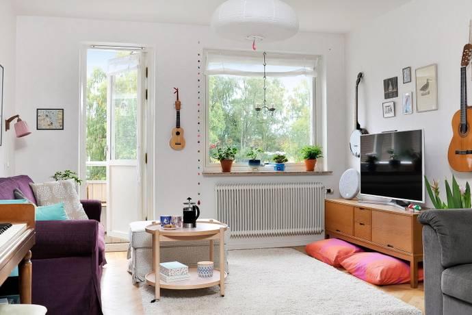 Bild: 2 rum bostadsrätt på Lådämnesgatan 13, Göteborgs kommun Björkekärr
