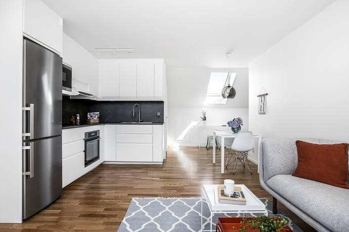 Bild: 1 rum bostadsrätt på Västanågatan 14 B, Linköpings kommun Gottfridsberg